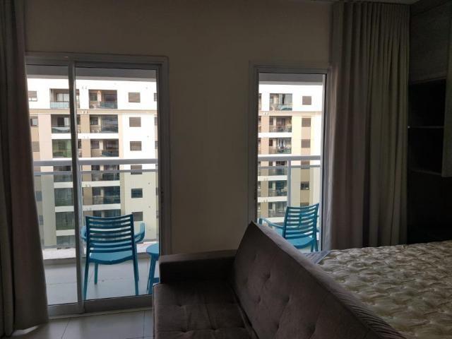 Apartamento com 1 dormitório para alugar, 33 m² por R$ 1.800/mês - Jardim Tarraf II - São  - Foto 6