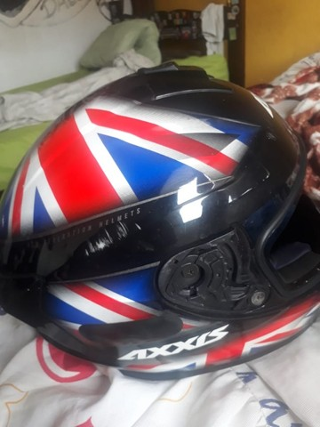 capacete axxis - Foto 5