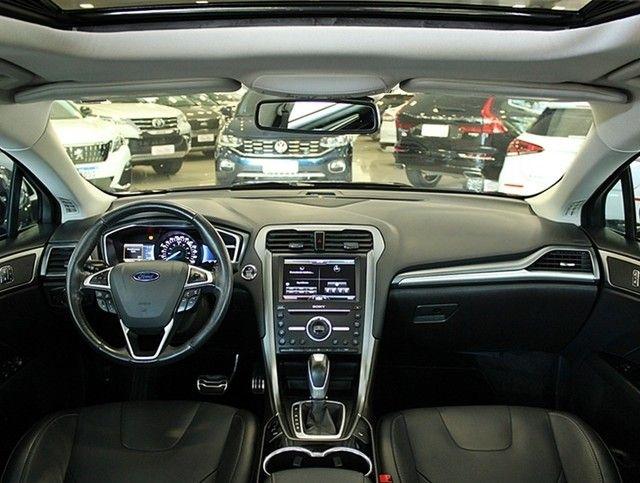 Ford Fusion 2.0 TITANIUM AWD 4P GASOLINA AUT - Foto 3