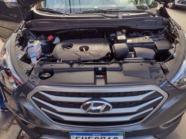 HYUNDAI IX35 GL 2.0 FLEX 2022 COMPLETA AUTOMÁTICA COM 1700 KM ZERO - Foto 14
