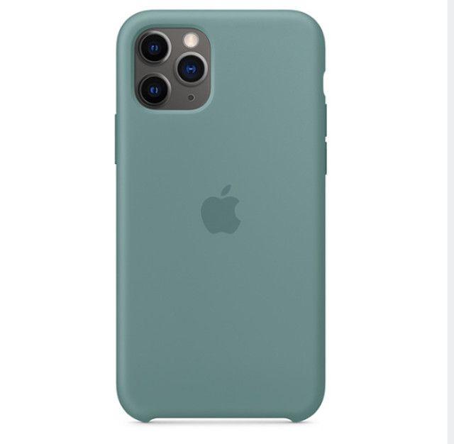 Case / Capinha de Silicone iPhone 11 Pro (Aceito cartão)