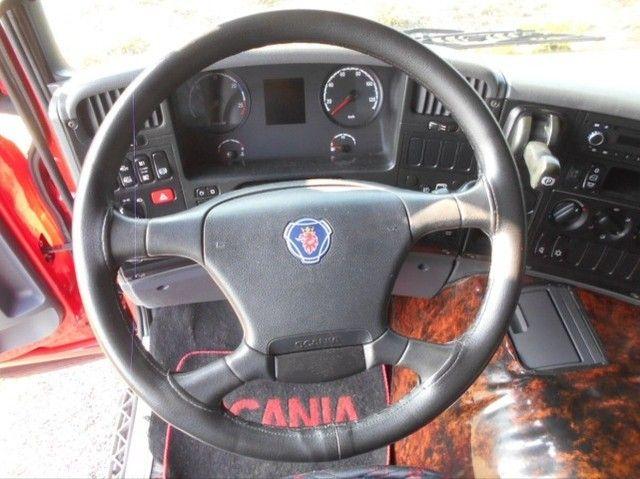 Scania P310 bitruck com carroceria e contrato de serviço(Lucas do Rio Verde) - Foto 3