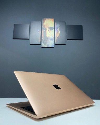 "Macbook Air Gold 2020 13"" - i3- 8GB Ram - 256GB SsD - Oportunidade - Foto 2"