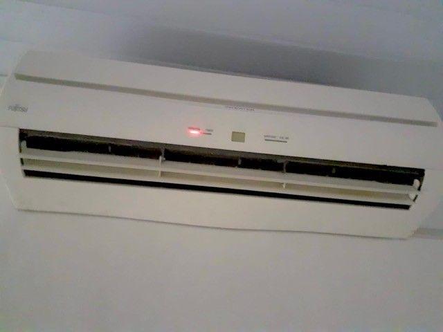 Ar condicionado quente/frio Fujitsu