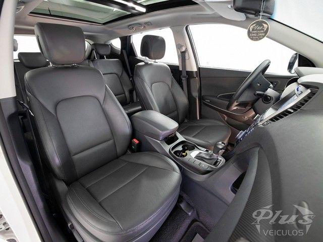 Hyundai Santa Fe FÉ GLS 7 LUG 4P - Foto 5
