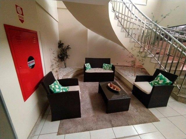 Lindo Apartamento 1 Quarto para Venda no Ed. Luna Park em Aguas Claras - Foto 12