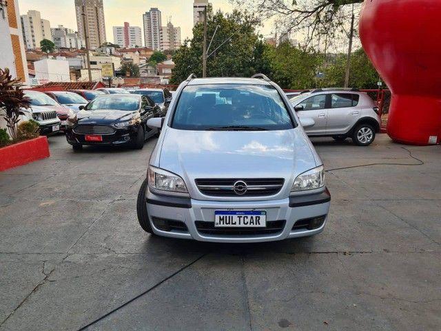 ZAFIRA 2006/2006 2.0 MPFI ELITE 8V FLEX 4P AUTOMÁTICO - Foto 7