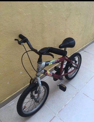 Bicicleta Caloi Aro 16 - Foto 2