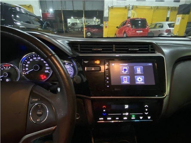 Honda City EX 1.5 automático 2019 - Foto 6