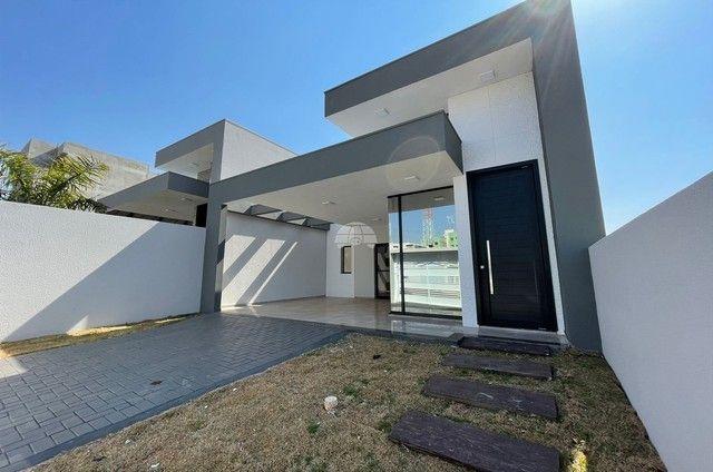 Casa à venda com 3 dormitórios em Parque do som, Pato branco cod:932042