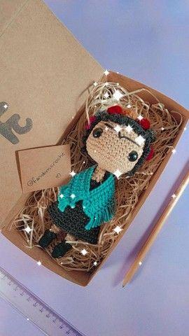 Amigurumis para presente (Bonecas em crochê) - Foto 4