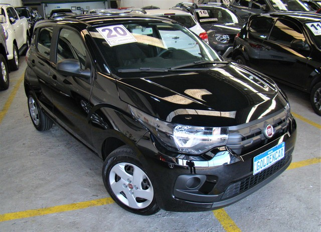 Fiat Mobi  Evo Like 1.0 (Flex) FLEX MANUAL