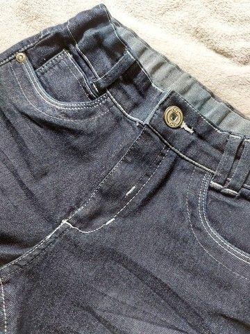 Calça jeans infantil unissex  - Foto 5