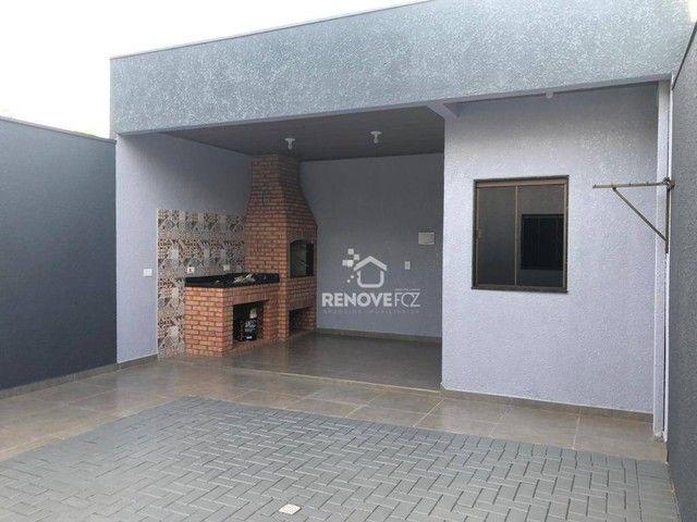 Casa com 2 dormitório à venda, 85 m² por R$ 320.000 - Jardim Ipê II - Foz do Iguaçu/PR - Foto 13