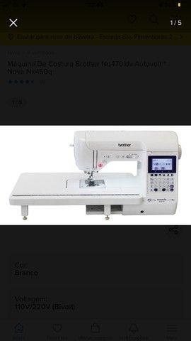 NX450 Q máquina brother  - Foto 2
