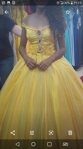 Lindo vestido de debutante