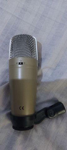 Microfone  condensador behinger  c3  - Foto 4