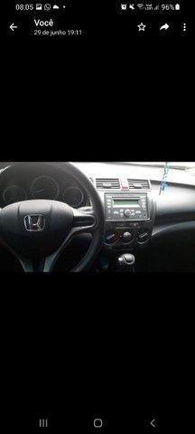 Honda City automático