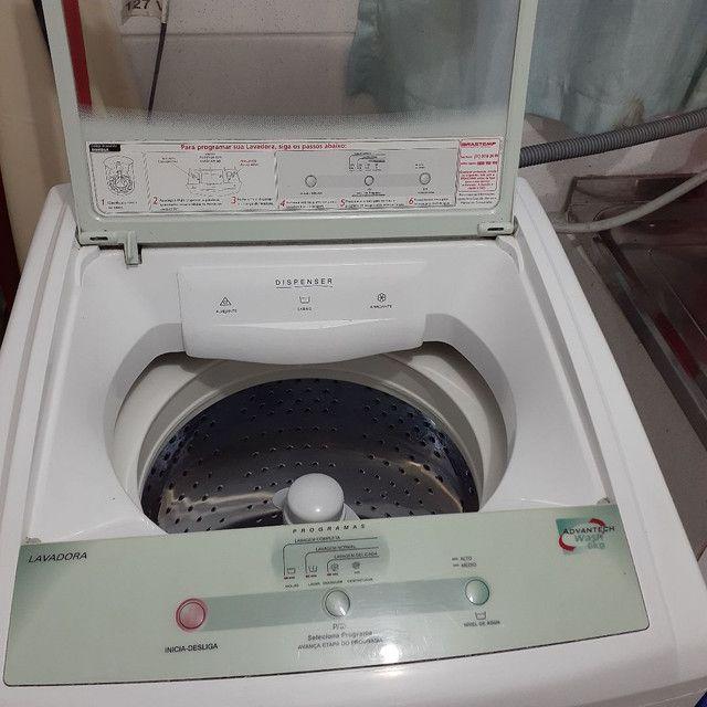 Vendo Maquina de lavar 6kg - Foto 3