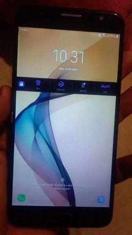 Vendo Samsung j7 350 para sai rapido - Foto 2