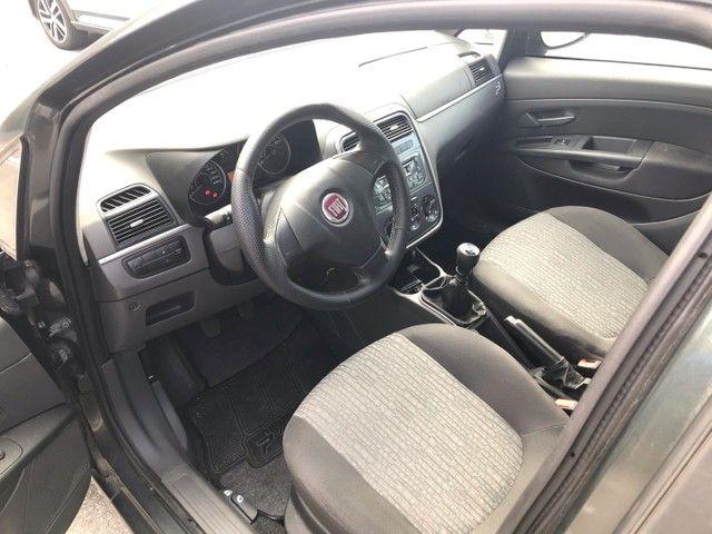 Fiat Punto 2011 1.6 único dono  - Foto 9