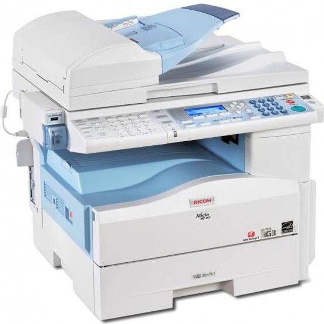 Manutenção e conserto de copiadoras Ricoh