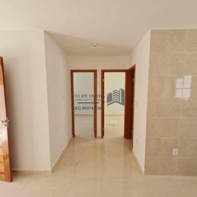 Casa na principal do Nova Mangabeira/Paratibe com 2 quartos A Partir de R$ 125.000,00 - Foto 3