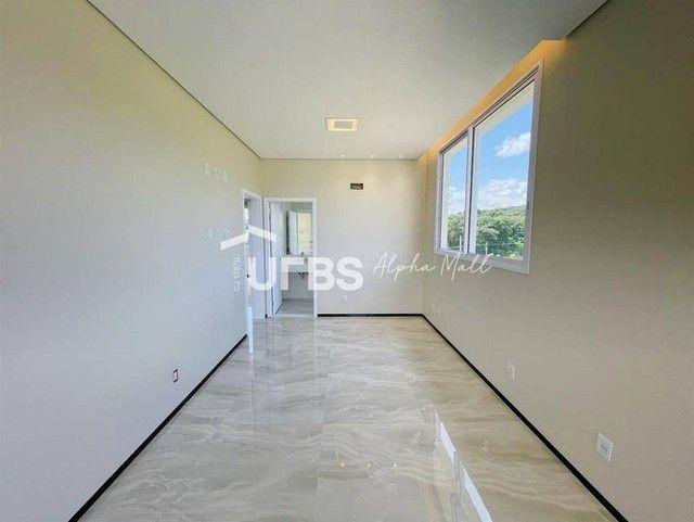 Casa de condomínio para venda com 214 metros quadrados com 3 quartos - Foto 19