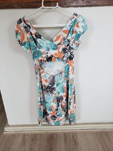 Vestido da Porus (tamanho M) - Foto 2