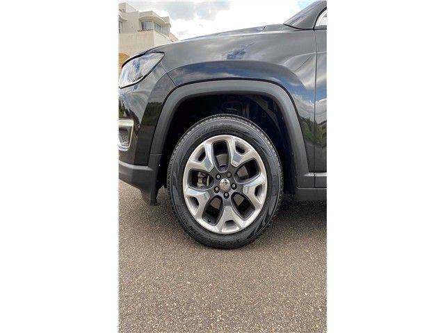 Jeep Compass 2018 2.0 16v flex limited automático - Foto 10