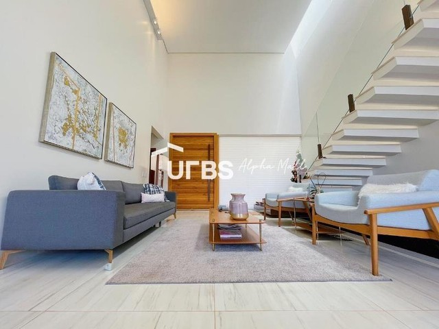 Casa de condomínio para venda com 352 metros quadrados com 4 quartos - Foto 4