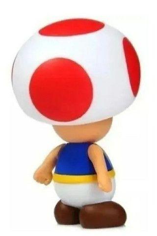 Boneco,Told, Super Mario , Grande, 23 cm, Super Size Figure, Nitendo <br> - Foto 5