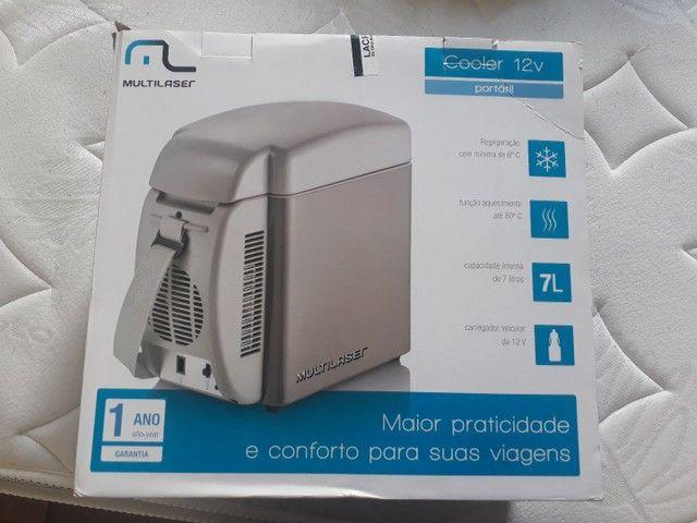 """Cooler portátil """" Para levar baixei o preço """" - Foto 3"""
