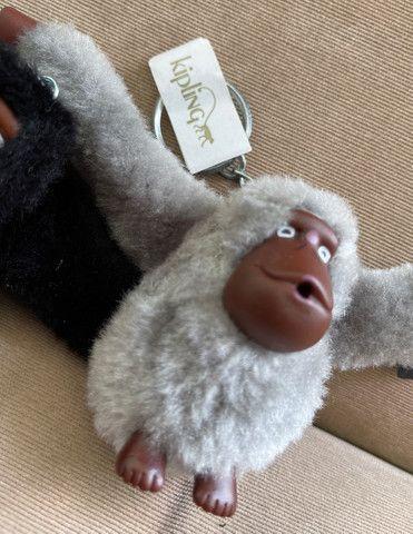 Chaveiro Macaco Kipling MoneyClip M - Foto 2