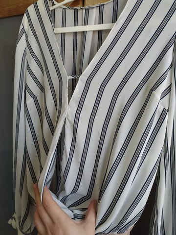 camisa body Le Lis Blanc G - Foto 3