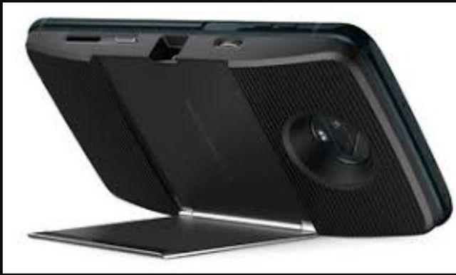 Snap projetor Moto Z2 play - Foto 3