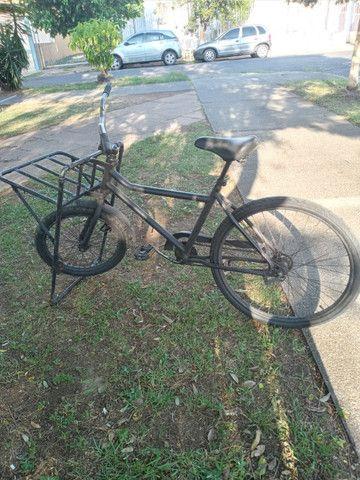 Bicicleta reforçada para carga