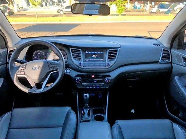 Hyundai Tucson 1.6 GLS Turbo GDI 2020 | Impecável Teto Solar Panorâmico - Foto 8