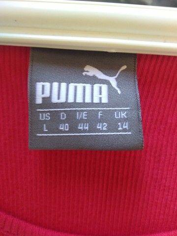 Regata esportiva nova da Puma (veste M) - Foto 3