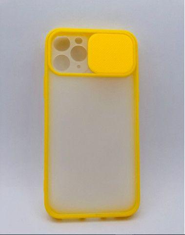 Case / Capinha Transparente iPhone 11 Pro com proteção de câmera (Aceito cartão) - Foto 6