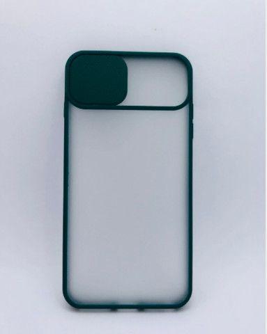 Case / Capinha Transparente iPhone 11 Pro com proteção de câmera (Aceito cartão) - Foto 4