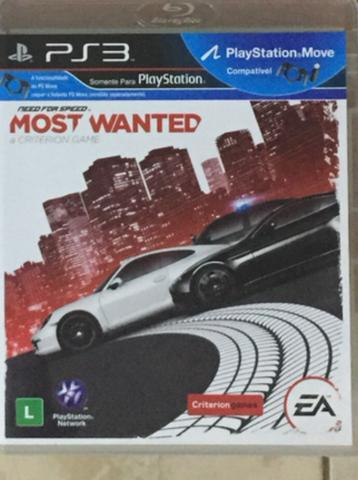 Need For Speed Most Wanted Playstation 3