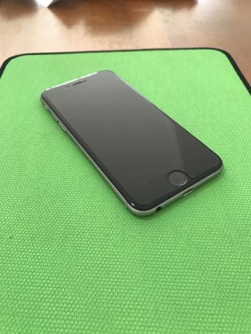 IPhone 6 16gb preto