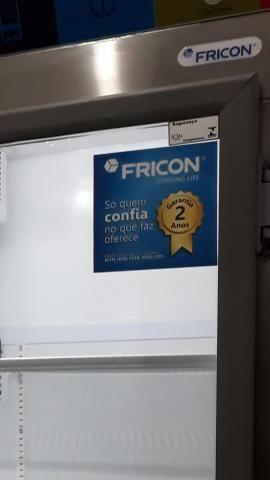 Freezer Refrigerador 3 Portas Fricon Semi-novo