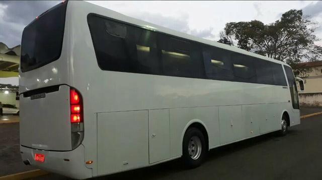Busscar 360 Ano 2008 Scania Rodoviario Executivo - Foto 2