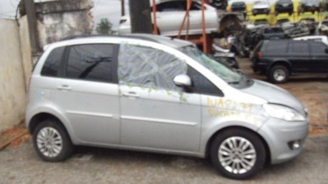 Sucata Fiat Ideia 1.4 Flex Peças Motor Cambio Acabamentos