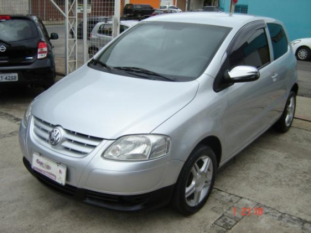 Volkswagen fox 2008 1.0 mi plus 8v flex 2p manual