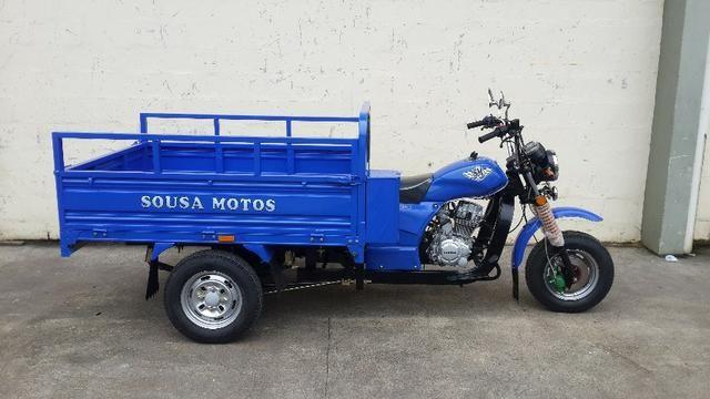 Triciclo Cargo 150cc Sousa-AM - Foto 3