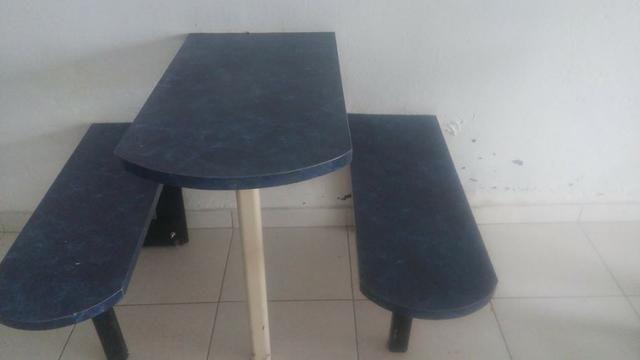 Mesas de Lanchonete