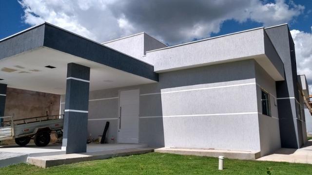 Samuel Pereira oferece Casa Moderna Alto da Boa Vista 3 Suites Churrasqueira Financia FGTS